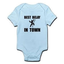 Best Belay Infant Bodysuit