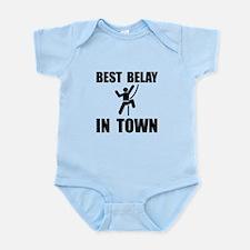 Best Belay Infant Bodysuit