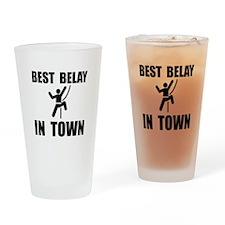 Best Belay Drinking Glass