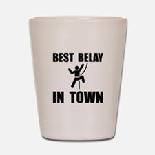 Best Belay Shot Glass