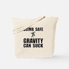 Climb Safe Tote Bag