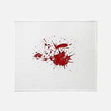 Splat Throw Blanket