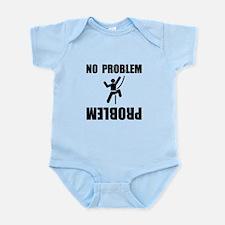 Climbing Problem Infant Bodysuit