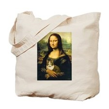 Mona Lisa Tote Bag