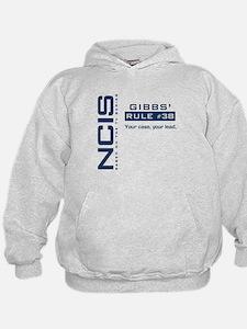 NCIS Gibbs' Rule #38 Hoodie