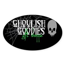 Ghoulish Goodies Decal