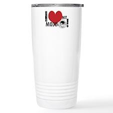 MojoSprint Cafe Travel Mug