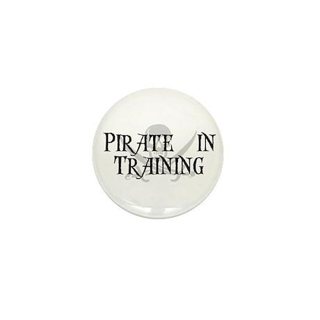 Pirate in Training Mini Button (10 pack)
