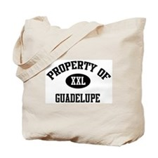 Property of Guadelupe Tote Bag