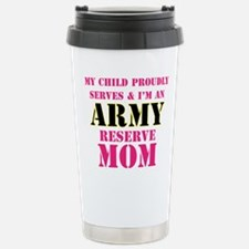 ARMY All Stainless Steel Travel Mug