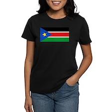 South Sudan Flag Tee