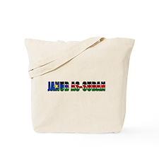 Sudan Tote Bag