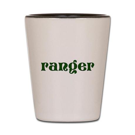 Ranger Shot Glass