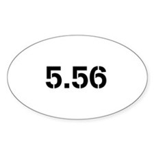 5.56 Decal