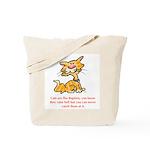 Cats & Baptists Tote Bag