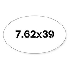 7.62x39 Decal