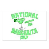 National margarita day Postcards