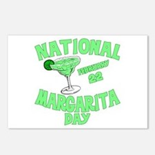 National Margarita Day Postcards (Package of 8)