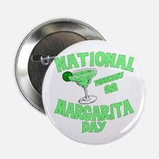 "National Margarita Day 2.25"" Button"