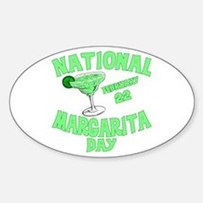 National Margarita Day Decal