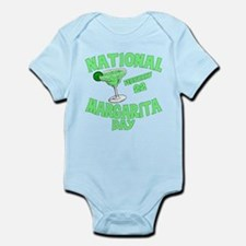National Margarita Day Infant Bodysuit