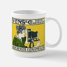 Vintage Camera Small Small Mug
