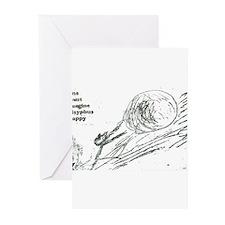 Sisyphus Ink Greeting Cards (Pk of 10)