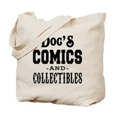 Doc's Comics and Collectibles Tote Bag