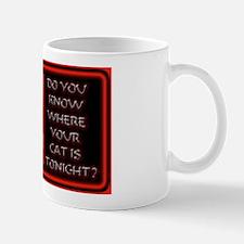 Unique Red evil eye Mug