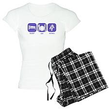 Sleep Eat Netball Pajamas