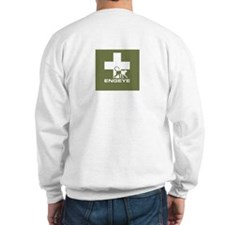 Engeye Basic Sweatshirt, Logo back only