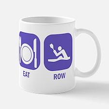 Sleep Eat Row Mug