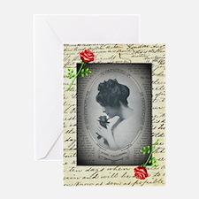 Mabel Taliaferro Greeting Card