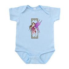 Fairy ~ Pink Infant Bodysuit