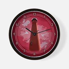 Cute Ponce de leon Wall Clock
