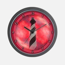 St augustine ghost Wall Clock