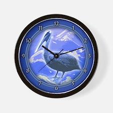 Galveston island Wall Clock