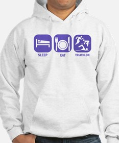 Sleep Eat Traithlon Hoodie