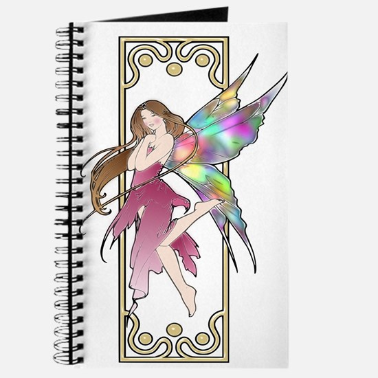Fairy ~ Colorful Journal