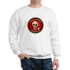 Cute Skull christmas Sweatshirt