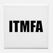 ITMFA Tile Coaster