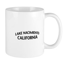 Lake Nacimiento California Mug