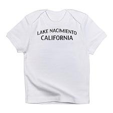 Lake Nacimiento California Infant T-Shirt