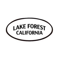 Lake Forest California Patches
