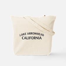 Lake Arrowhead California Tote Bag