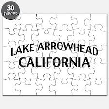 Lake Arrowhead California Puzzle