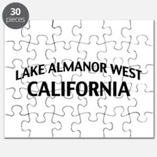 Lake Almanor West California Puzzle