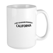 Lake Almanor Peninsula California Mug