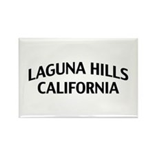 Laguna Hills California Rectangle Magnet