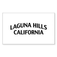 Laguna Hills California Decal